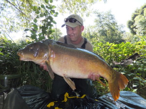 Ian Simmons Eclipse Baits Consultants