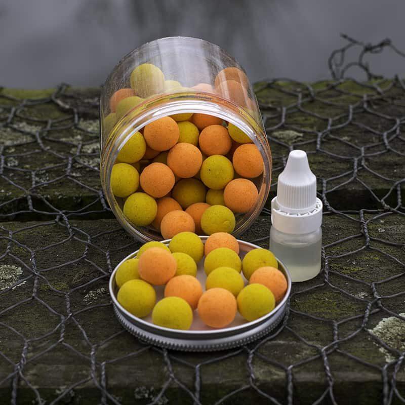Mango Unchained popups eclipse baits
