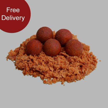 tuna and krill boilies eclipse baits free delivery