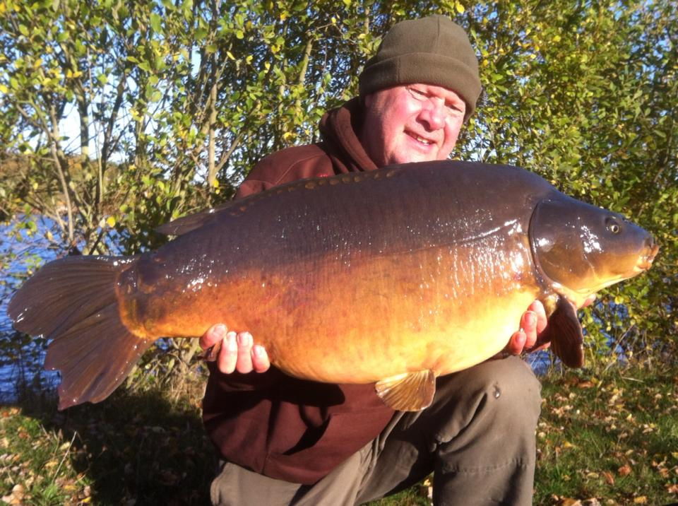 barry oconnor eclipse baits consultant