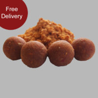 iconic frankfurter boilie eclipse baits free delivery