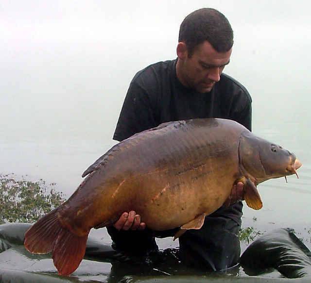 Neil Martin Eclipse Baits Consultant