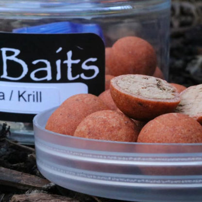 eclipse baits tuna and krill corkball popups