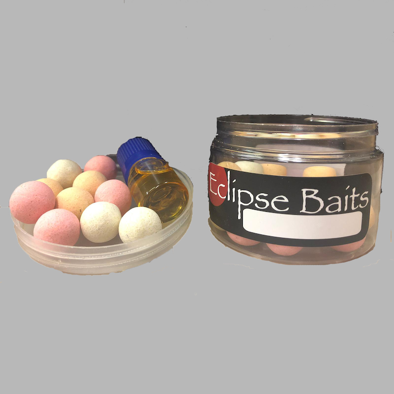 Eclipse Baits Blank corball popups