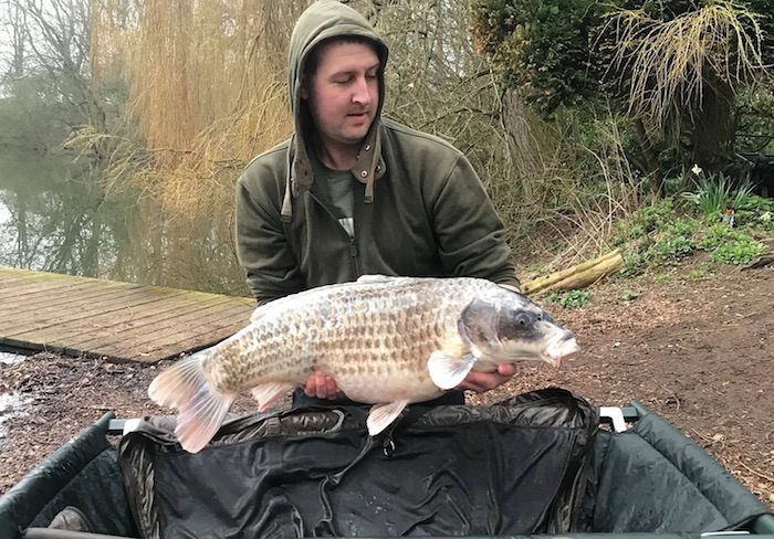 liam severn Eclipse baits team member