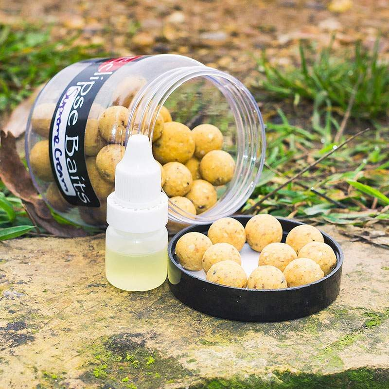 eclipse baits supreme cream hard hookbaits