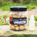 eclipse baits supreme cream hard hookbaits in pot