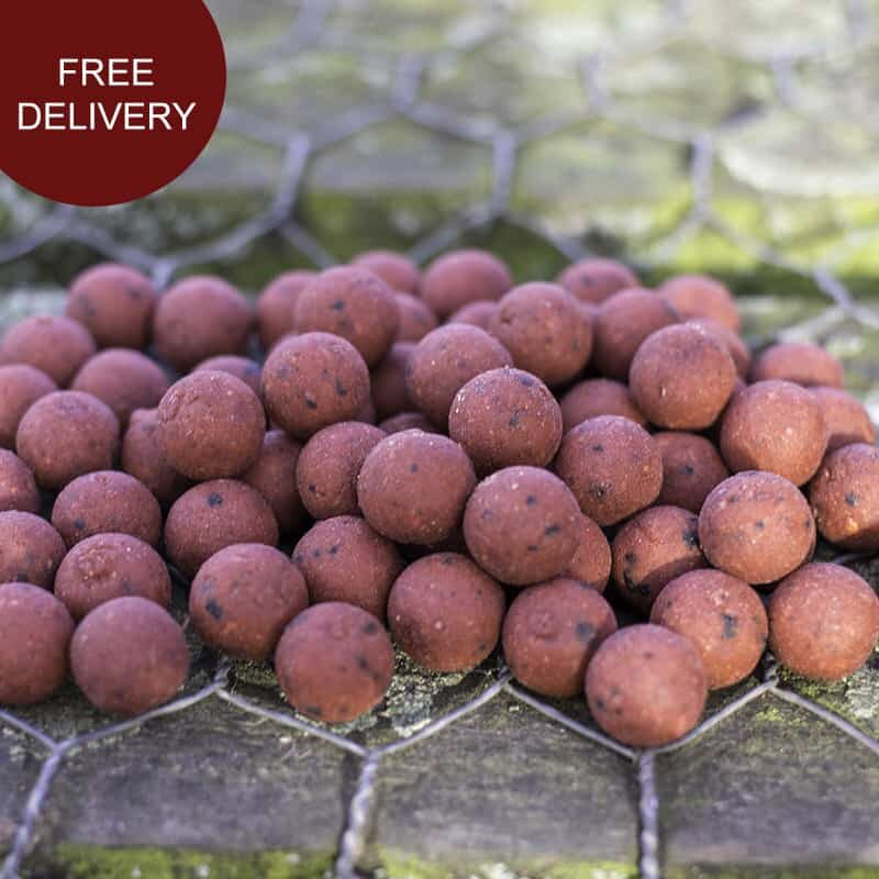 Eclipse Baits Cherry Virus Boilies free delivery