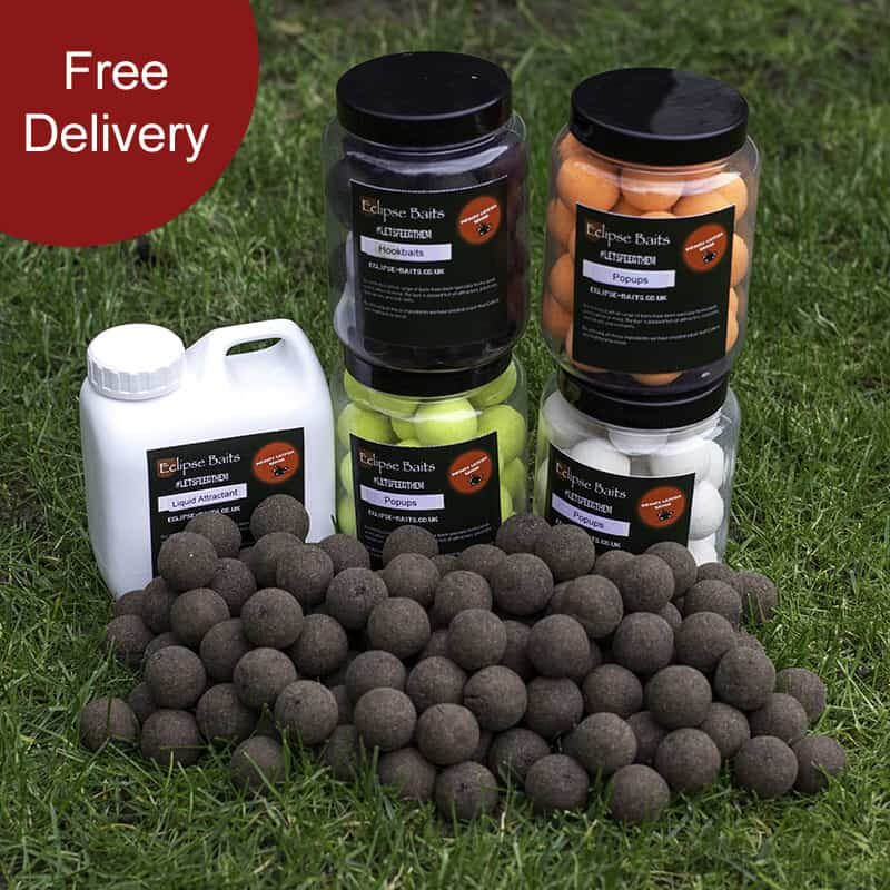 Eclipse baits cat fish package deal